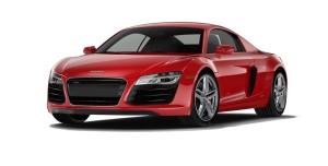Audi R8 0-60
