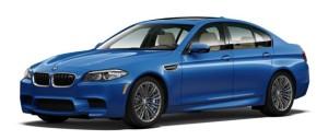 BMW M5 0-60