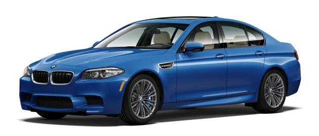 BMW M5 0-60 Times - 0-60 Specs