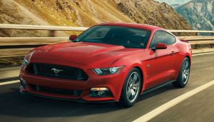 Ford Mustang 0-60