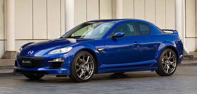Mazda RX-8 0-60 Times - 0-60 Specs