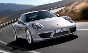 Porsche 911 0-60