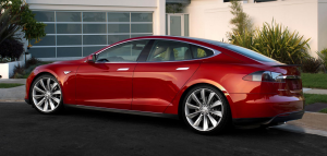 Tesla Model S 0-60