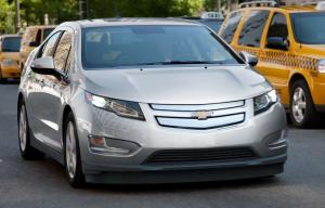 Chevrolet Volt 0-60