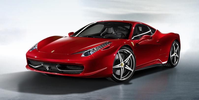 Ferrari 458 0-60 Times