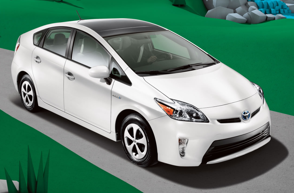 Comparison of Four of the Best Hybrid Cars - 0-60 Specs