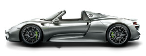 Porsche 918 Spyder 0-60