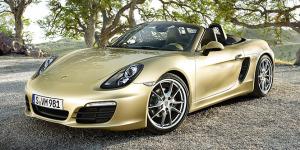 Porsche Boxter 0 60