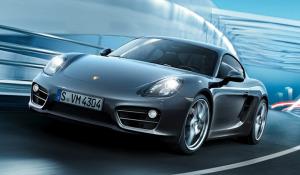 Porsche Cayman 0-60
