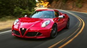 Alfa Romeo 4C 0-60