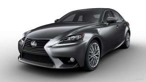 Lexus IS 200t 0-60 times