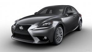 Lexus IS 250 0-60