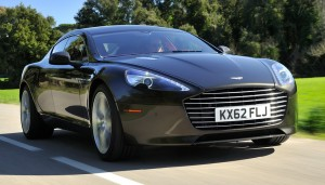 Aston Martin Rapide S 0-60