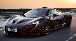 Most Expensive Cars - 10. McLaren P1