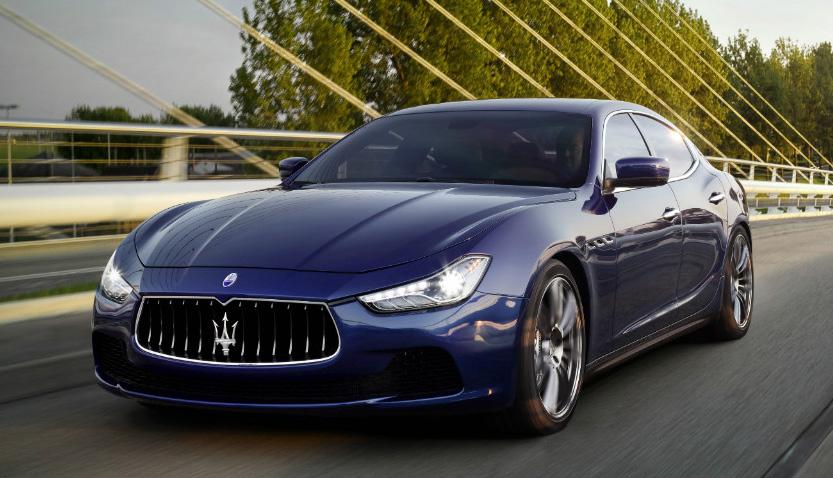 Maserati ghibli 0-60