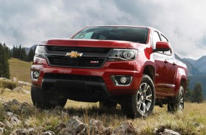 Chevrolet Colorado 0-60