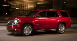 Chevrolet Tahoe 0-60