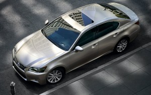 Lexus GS 450h 0-60