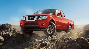 Nissan Frontier 0-60