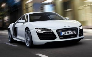 Fastest 0-60 Cars - 9. Audi R8 V10 Plus Quattro Coupe (Euro Spec)
