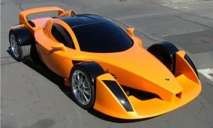 Fastest 0-60 Cars - 8. Caparo T1