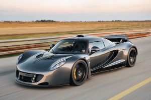 Fastest Cars in The World - 2. Hennessey Venom GT