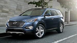 Hyundai Santa Fe 0-60