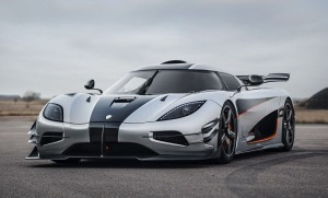 Fastest Cars in The World - 3. Koenigsegg Agera R
