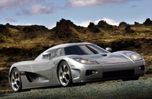 Fastest Cars in The World - 6. Koenigsegg CCX