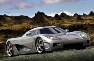 Los autos más rápidos del mundo - 6. Koenigsegg CCX