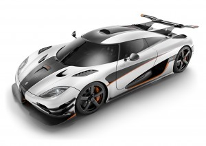 Most Expensive Cars - 5. Koenigsegg One