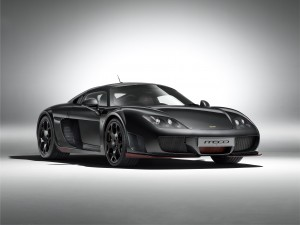 Fastest Cars in The World - 1. Noble M600
