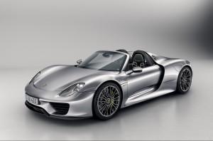 Fastest 0-60 Cars - 1. Porsche 918 Spyder