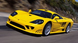 Fastest Cars in The World - 5. Saleen S7