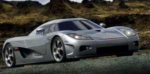 Fastest Cars in The World - 4. SSC Ultimate Aero