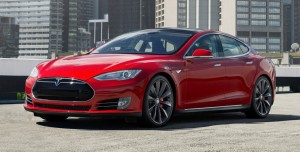 Fastest 0-60 Cars - 10. Tesla Model S P90D Ludicrous