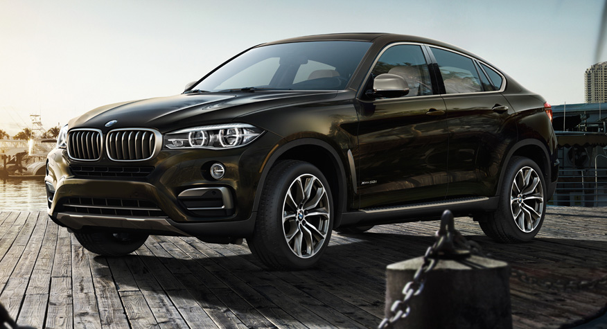 BMW X6 vs. Audi Q7 Comparison - 0-60 Specs