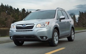2018 forester 0-60