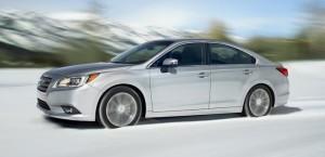 Subaru Legacy 0-60