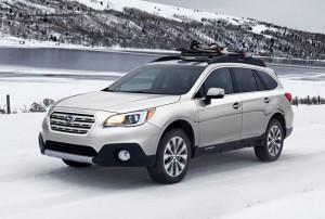 Subaru Outback 0-60
