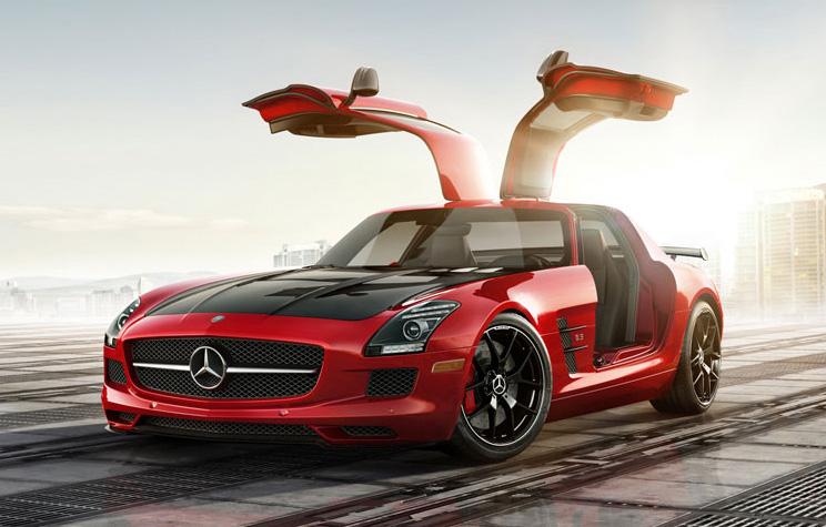 Mercedes benz sls amg 0 60 specs for Mercedes benz 0 60