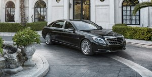 Mercedes-Maybach S600 0-60 Times