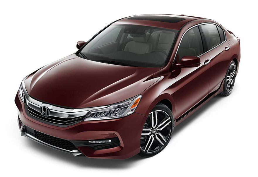the 2016 honda accord breaking its own record of