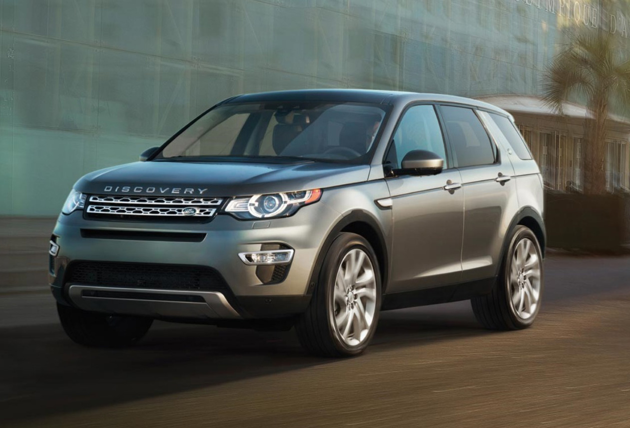 Land Rover Discovery Sport 0 60 Times 0 60 Specs