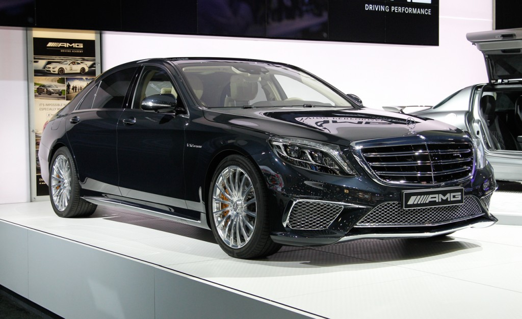 The Impressive Features of the 2015 MercedesBenz S65 AMG Will