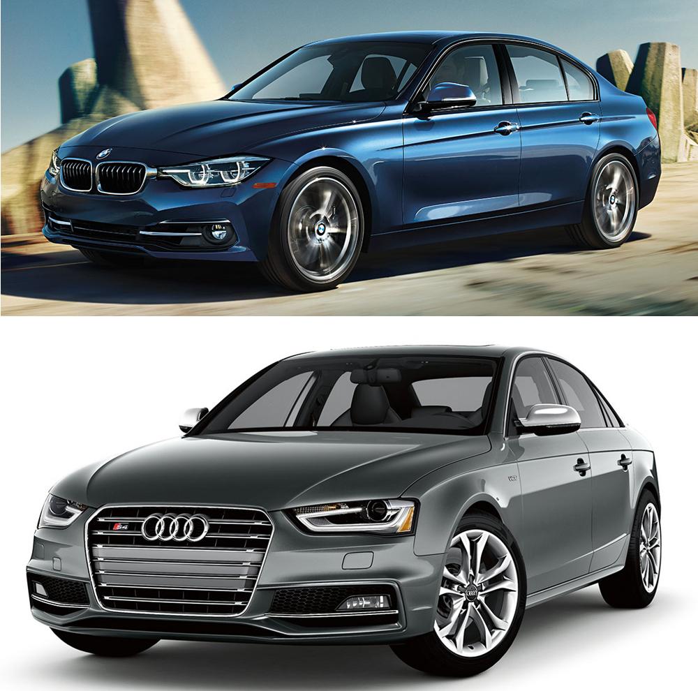 Side By Side Comparison BMW I Vs Audi S Specs - Audi s4 0 60