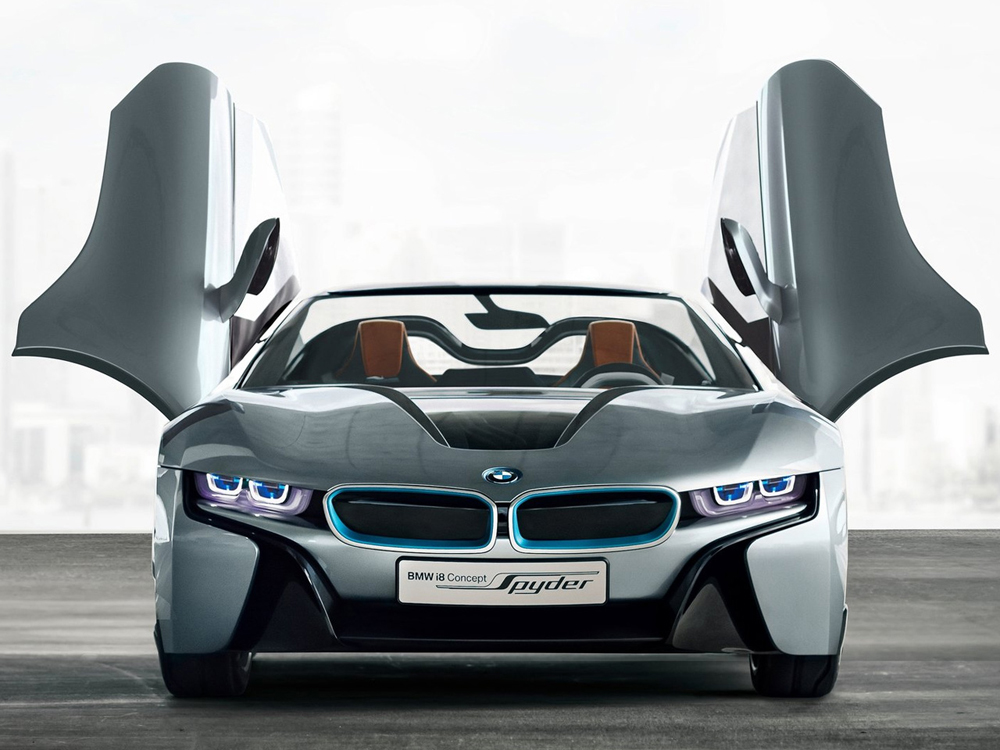The Concept Of The Bmw I8 Spyder 0 60 Specs