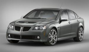 Pontiac G8 0 60 Times 0 60 Specs