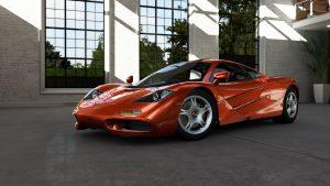 McLaren F1 0-60