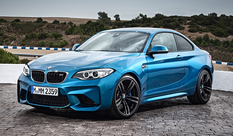 Is Bmw M2 The New M3